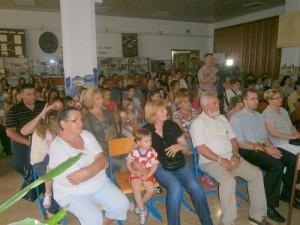 Uz domaćine svečanost obilježavanja Dana škole uveličali su naši mještani i uvaženi gosti