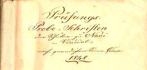 Rukopis na njemačkom jeziku